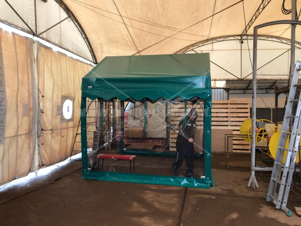 Pavilion 3x3