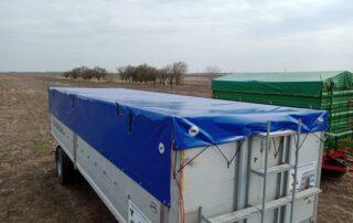 Prelata camion agricol